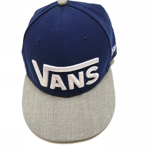 dcf70c4c212 Vans off the Wall New Era 59Fifty Fitted Hat